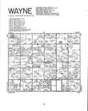 Wayne T100N-R15W, Mitchell County 1994 Published by R. C. Booth Enterprises